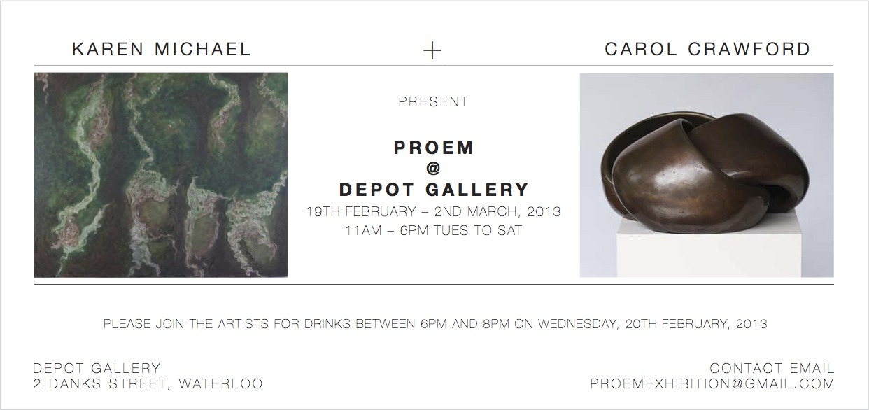 Proem Invitation